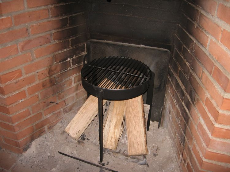 Fire Place cooking