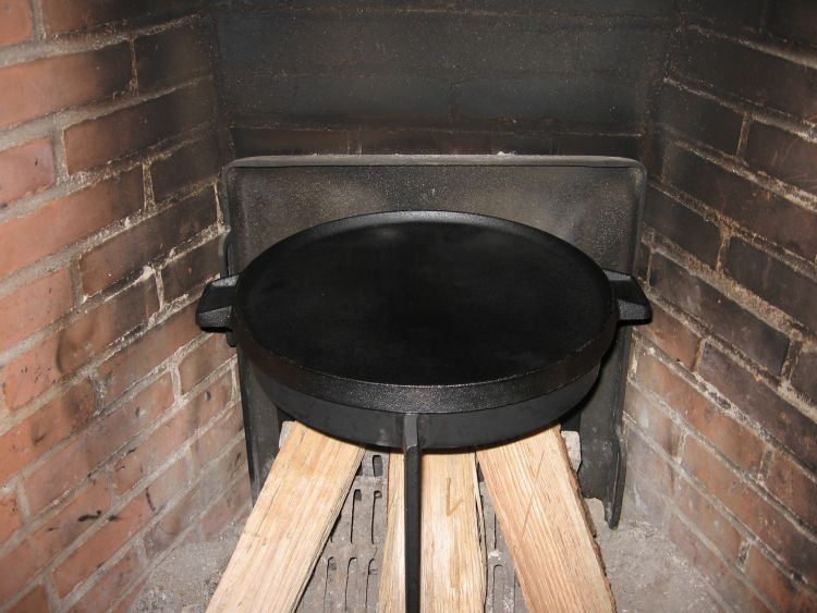 Fire Place Grill