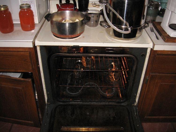 Steaming Apple juice 10