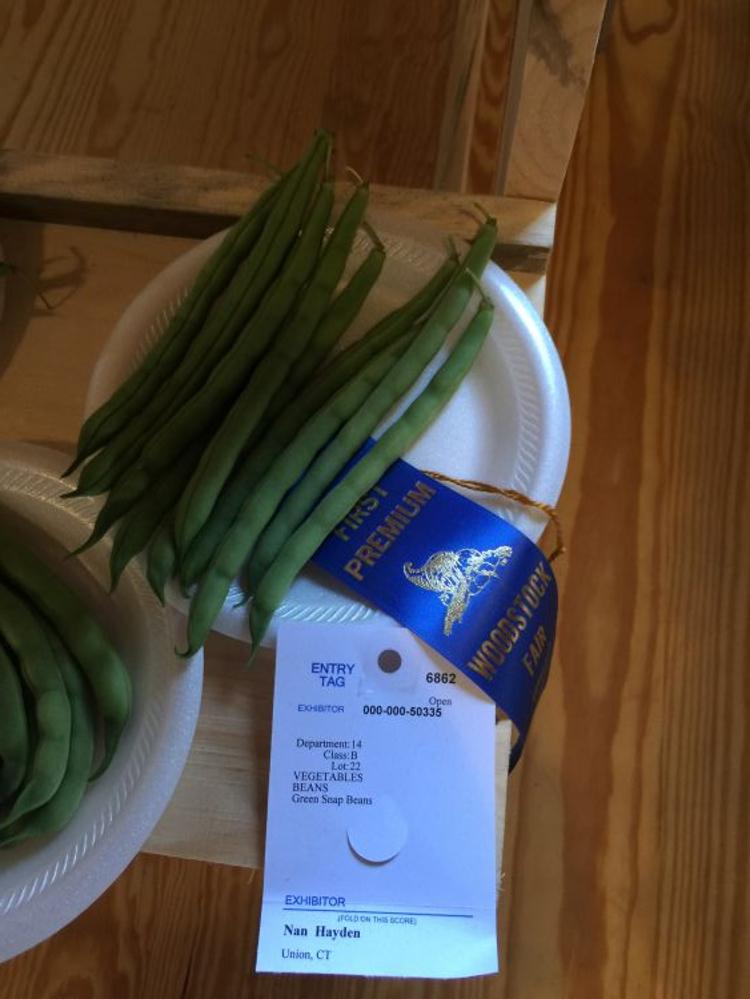 Woodstock Fair 2015 beans