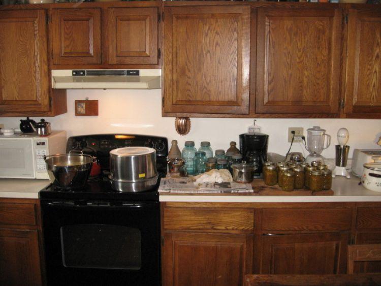 Canning Zucchini Relish!
