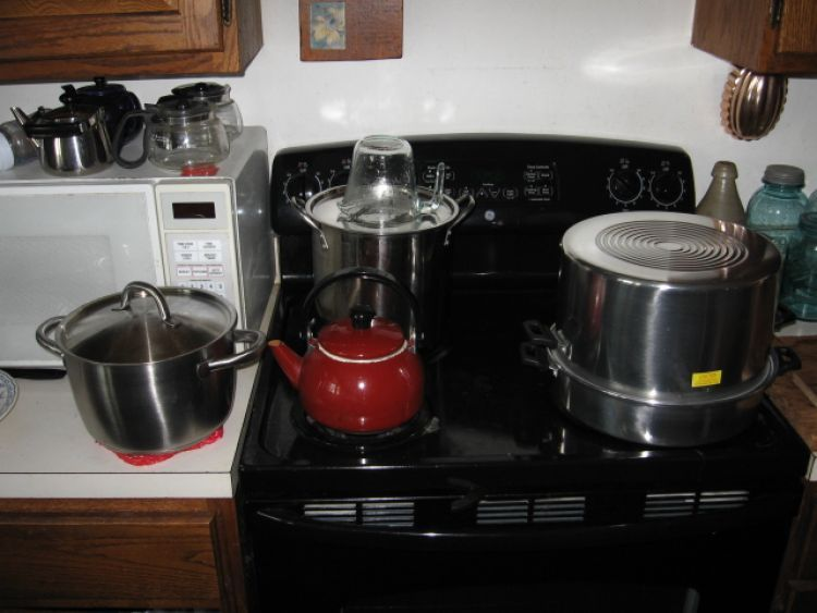How many burners do I need?
