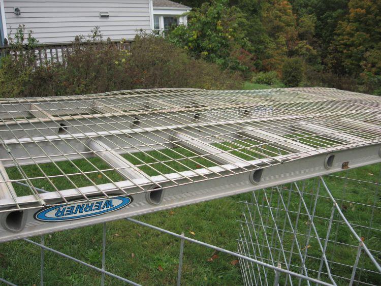 Corn drying rack 2