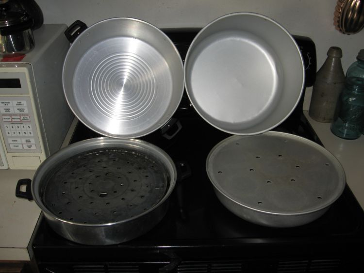 Steam Canners, Different Brands