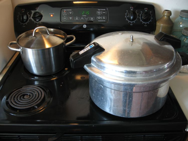 Pressure Canning Meat at Home