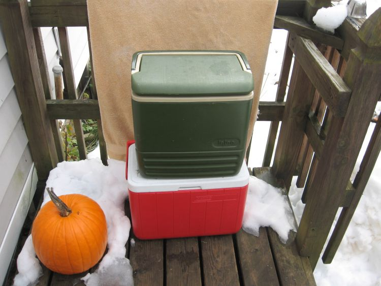 October 2011 Storm 'fridge'