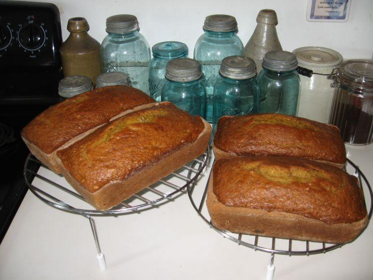 Pumpkin Breads!