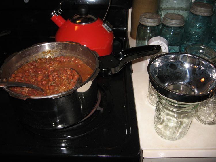 Big batch of Chili!
