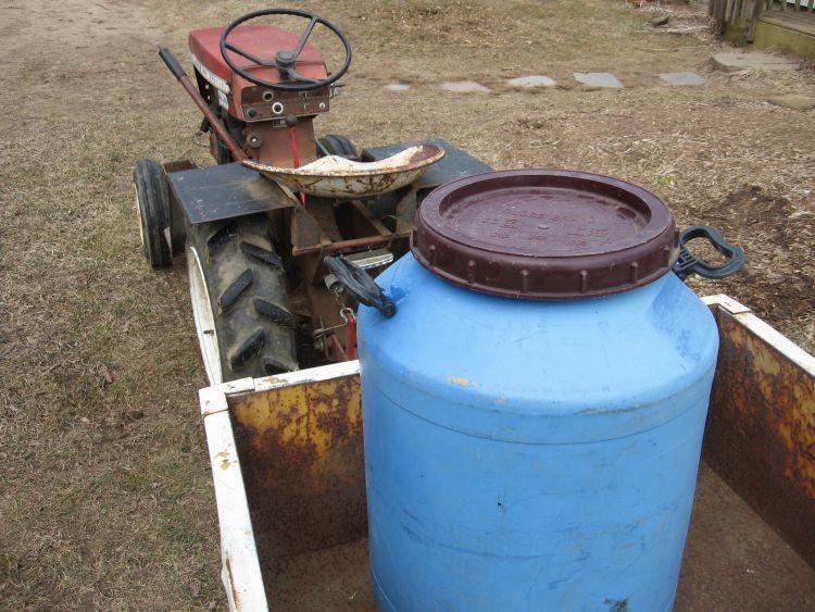 Garden Tractor Sap Mobile