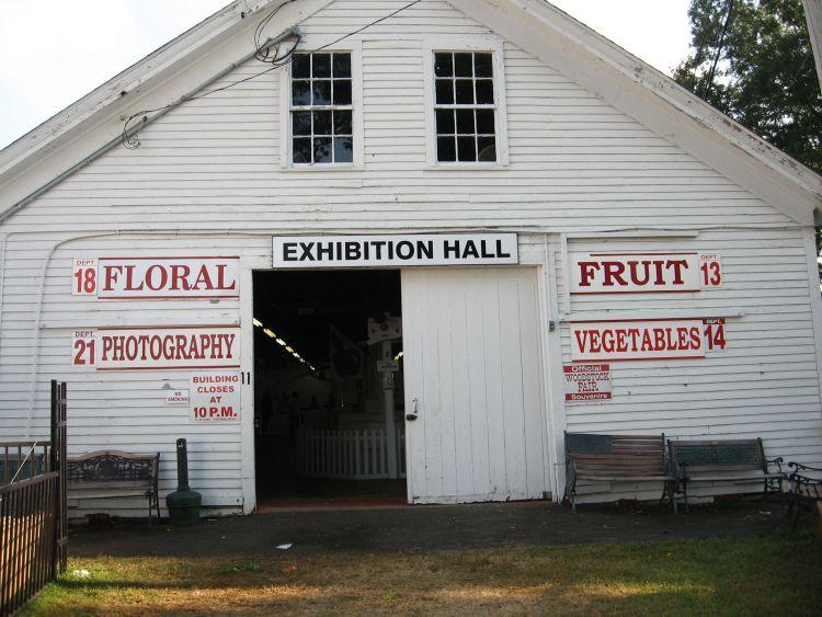 Woodstock CT Fair