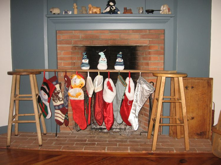 And the Stockings were....