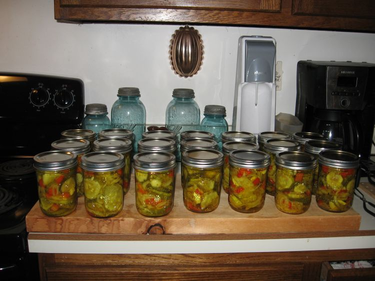 Pickle making and Canning 3