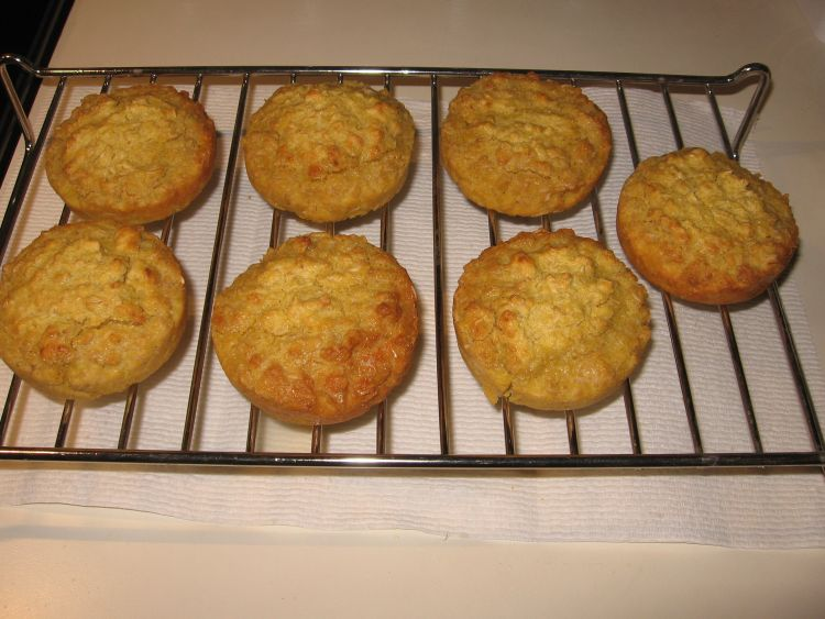 Homestead Muffins