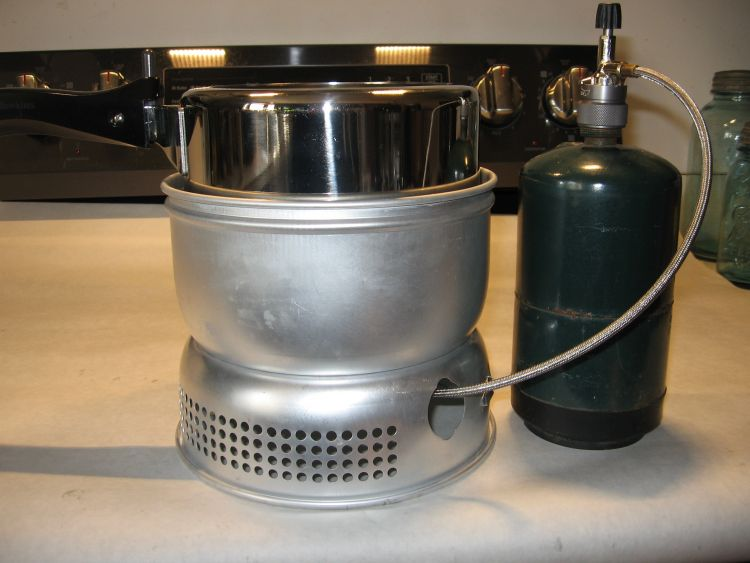Non-electric Pressure cooking